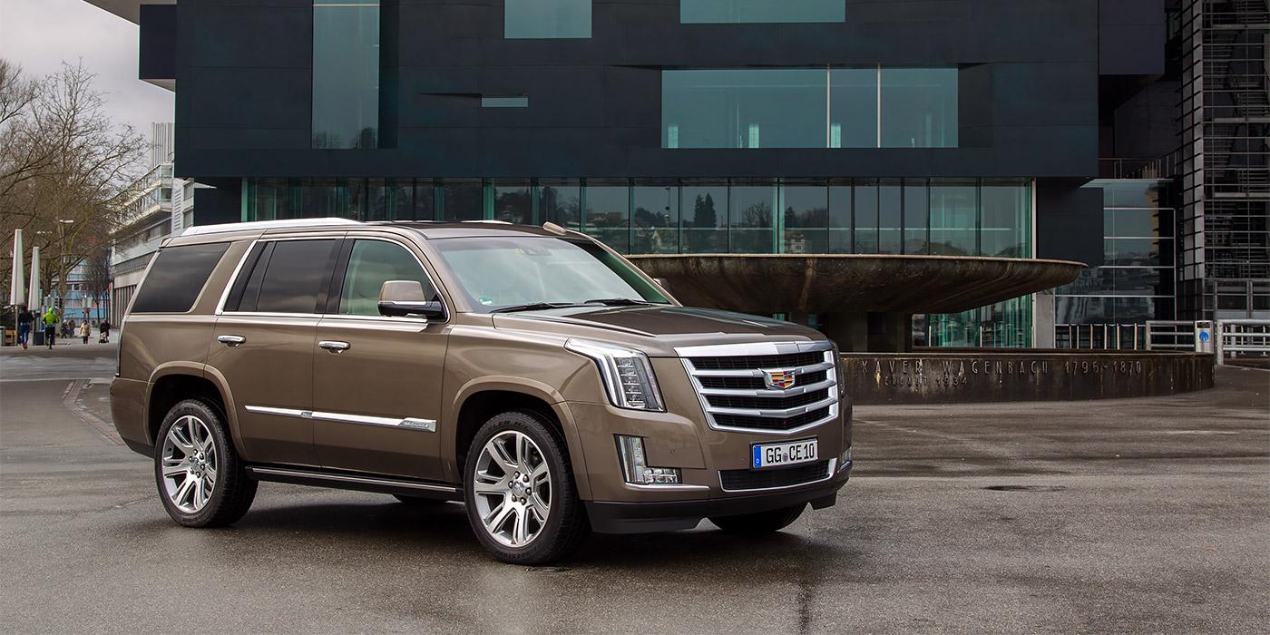Cadillac выпустит новый Escalade к 2020 году 1