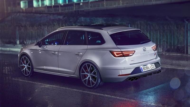 Seat Leon ST Cupra 300 Carbon Edition от ателье ABT получил солидный заряд мощности 1