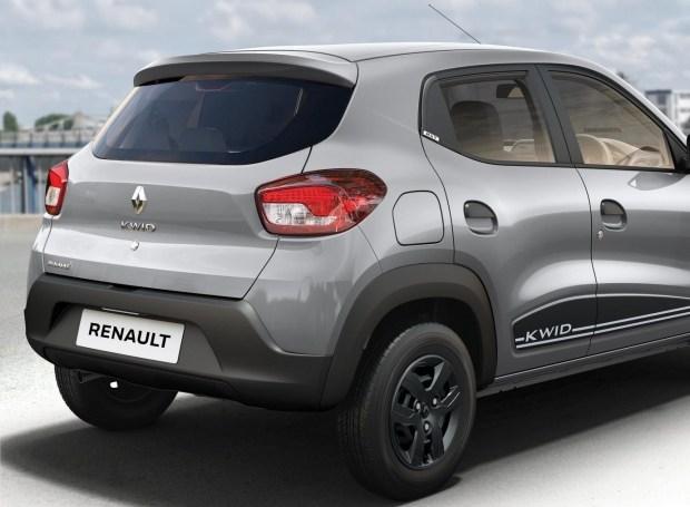 «Бюджетник» Renault Kwid обновился 2
