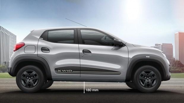 «Бюджетник» Renault Kwid обновился 3
