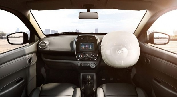«Бюджетник» Renault Kwid обновился 4