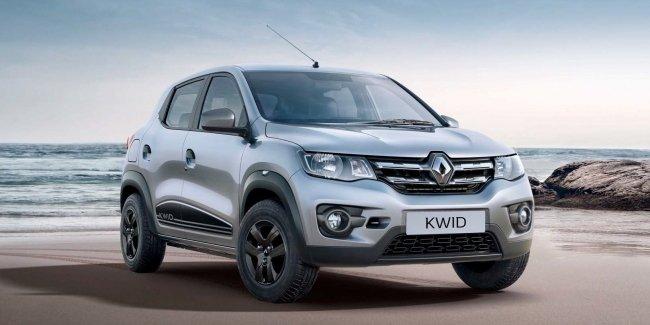 «Бюджетник» Renault Kwid обновился 1