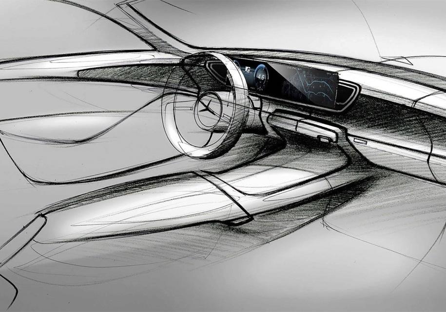 Новый Mercedes-Benz GLE получит подвеску от S-Class 1