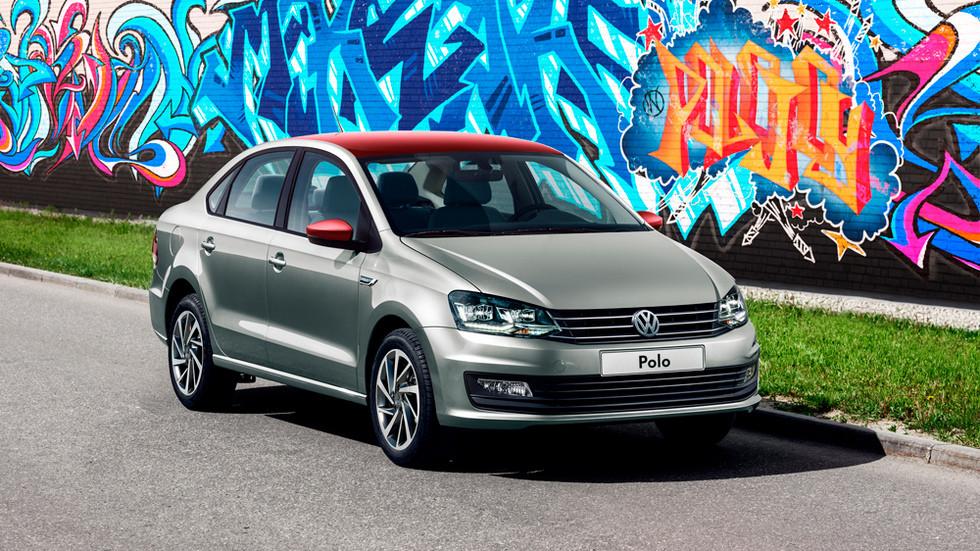 Volkswagen анонсировал спецверсию Polo Joy 1