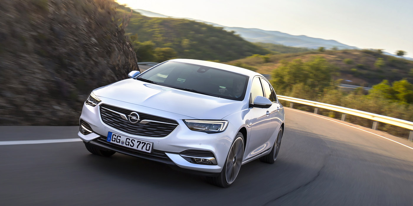 Opel Insignia получила новый 200-сильный мотор 1