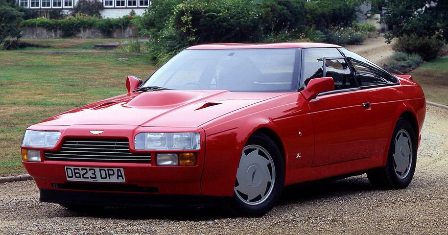 Тридцатилетний Aston Martin без крыши оценили в полмиллиона долларов 2