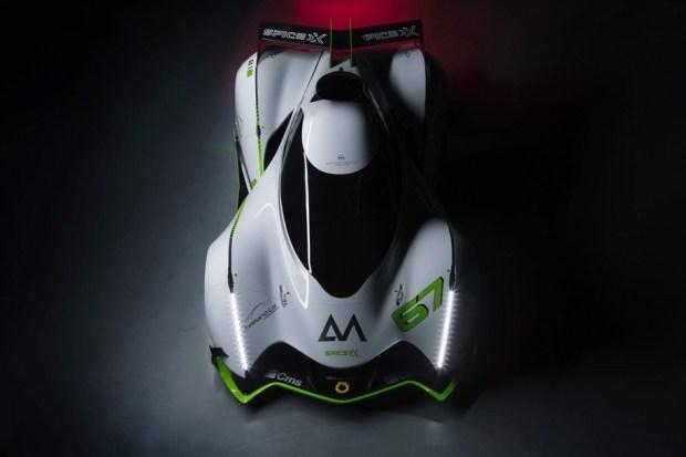 Итальянцы построили гоночный электрокар «для каждого» 2