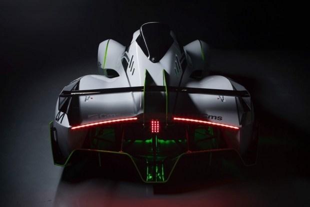Итальянцы построили гоночный электрокар «для каждого» 3