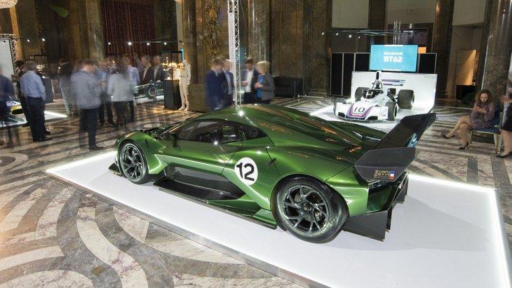 Brabham продал свой первый BT62 за 1,3 миллиона долларов 1