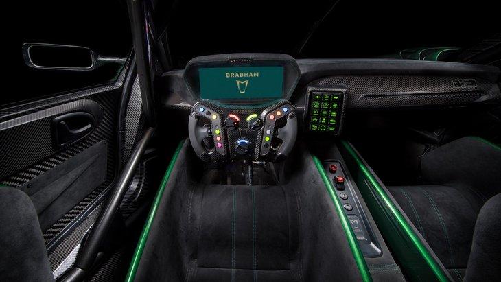 Brabham продал свой первый BT62 за 1,3 миллиона долларов 2