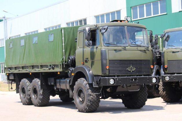 «Богдан Моторс» передаст военным новую партию автомобилей 2