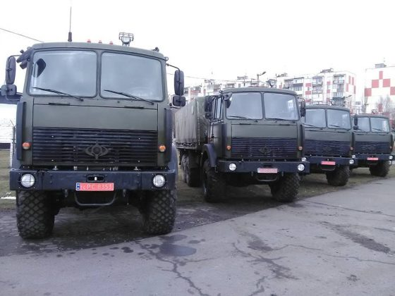 «Богдан Моторс» передаст военным новую партию автомобилей 1