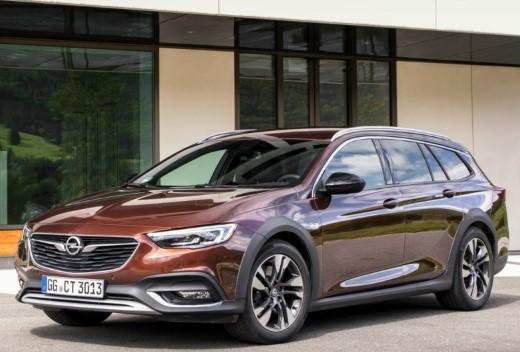 Opel Insignia получил новый экономичный мотор 1