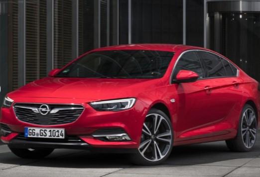 Opel Insignia получил новый экономичный мотор 2