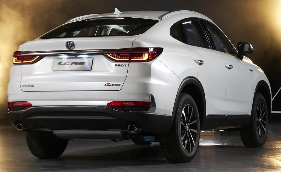 Опубликованы изображения китайского конкурента BMW X4 3