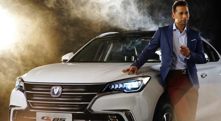 Опубликованы изображения китайского конкурента BMW X4 1