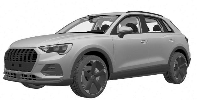 Опубликованы первые изображения «заряженного» Audi Q3 2