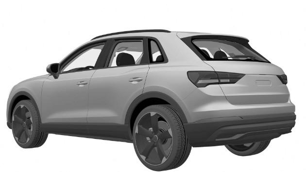 Опубликованы первые изображения «заряженного» Audi Q3 3