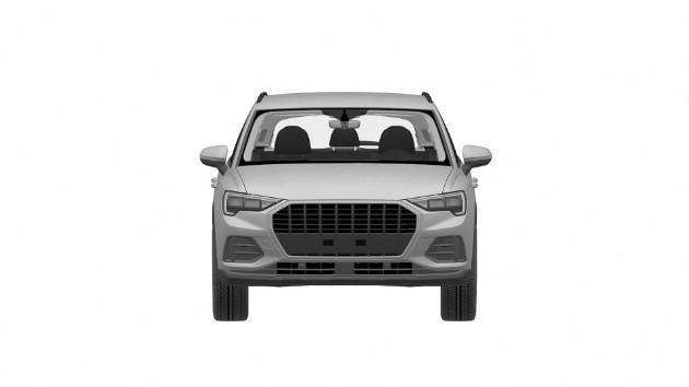 Опубликованы первые изображения «заряженного» Audi Q3 1