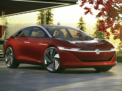 Volkswagen планирует создать электрический спорткар 1