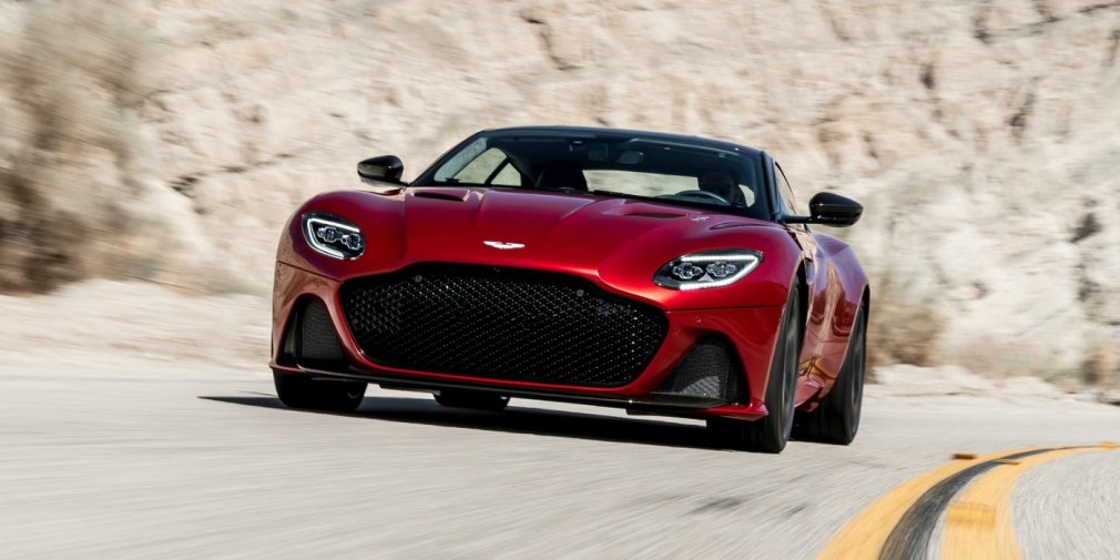 Aston Martin создаст экстремальную версию суперкара DBS Superleggera 1