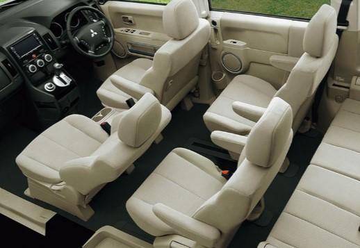 Новый Mitsubishi Delica замечен во время тестов 3