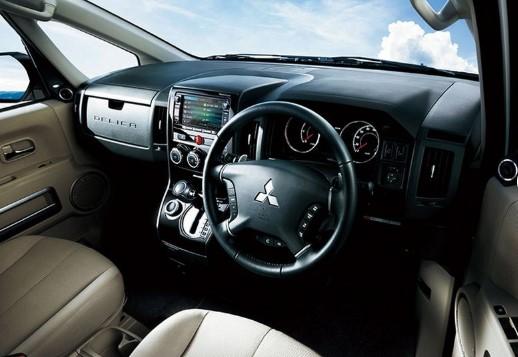 Новый Mitsubishi Delica замечен во время тестов 2