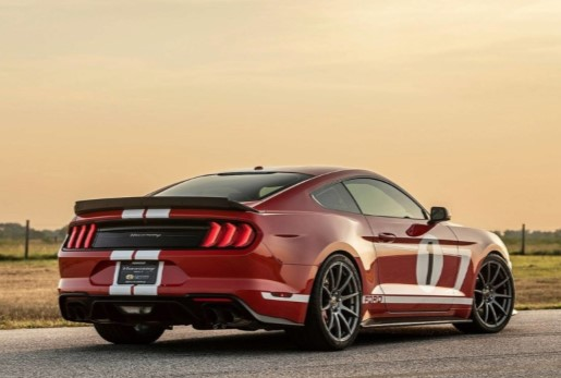 Hennessey выпустит ограниченный тираж 808-сильных Ford Mustang 2