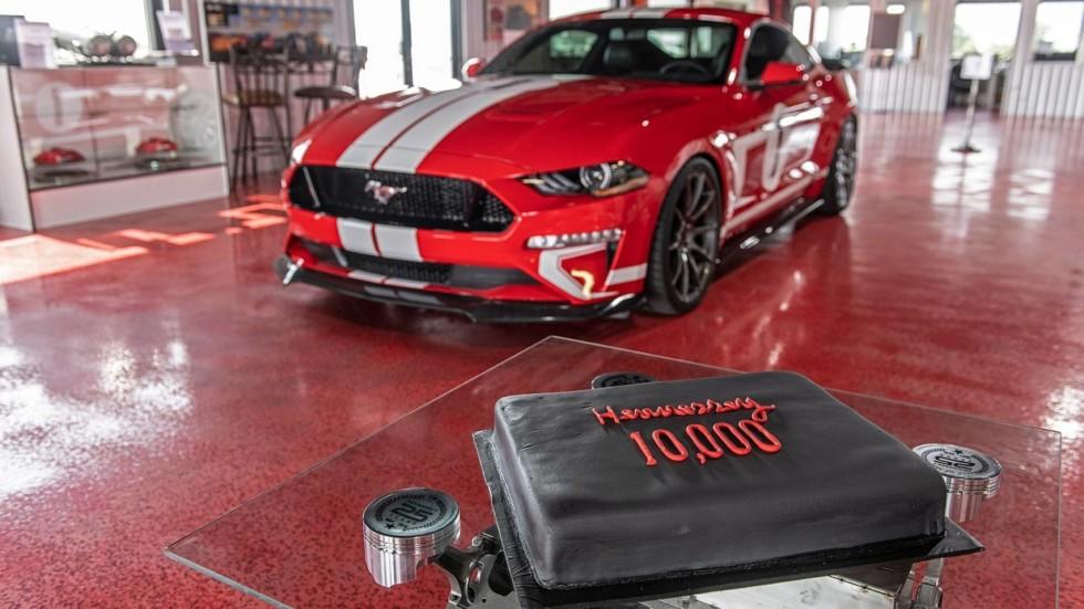 Hennessey выпустит ограниченный тираж 808-сильных Ford Mustang 3