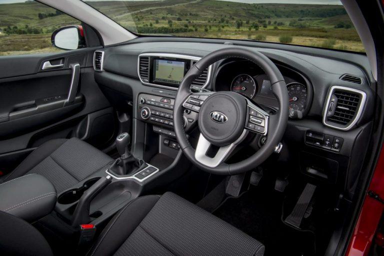 Обновленный Kia Sportage поступил в продажу 2