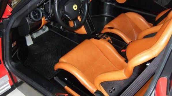 Уникальный Ferrari Михаэля Шумахера выставили на продажу 2