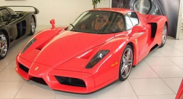 Уникальный Ferrari Михаэля Шумахера выставили на продажу 1