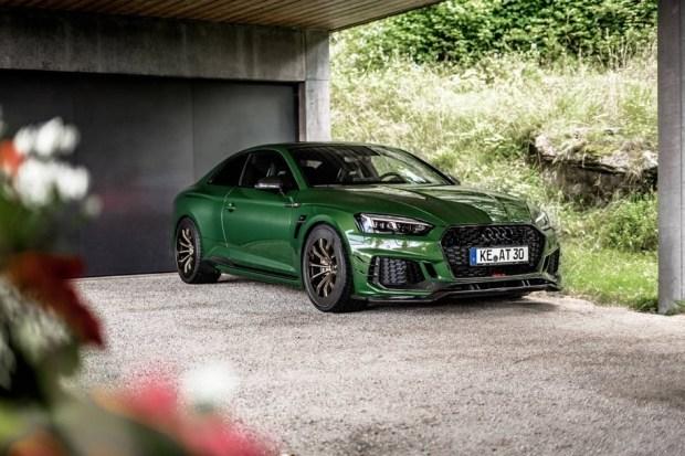 Владельцам «заряженных» Audi предложили колеса по цене Renault Duster 1