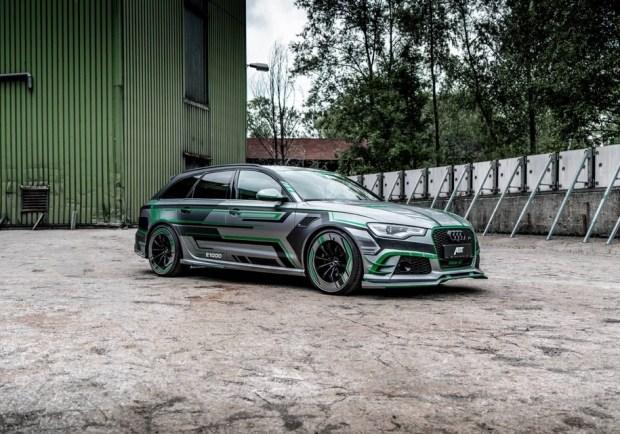 Владельцам «заряженных» Audi предложили колеса по цене Renault Duster 2