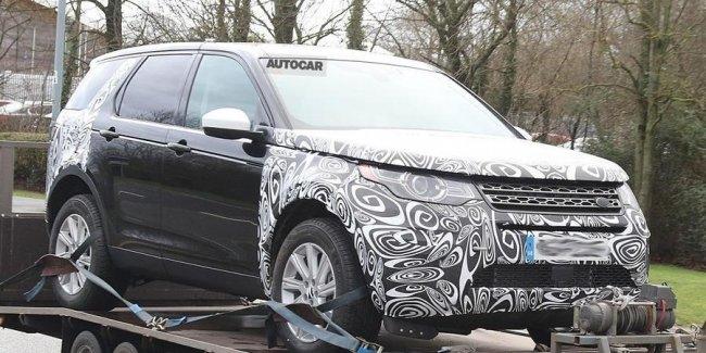 Новое поколение Land Rover Discovery Sport станет наполовину электрическим 1