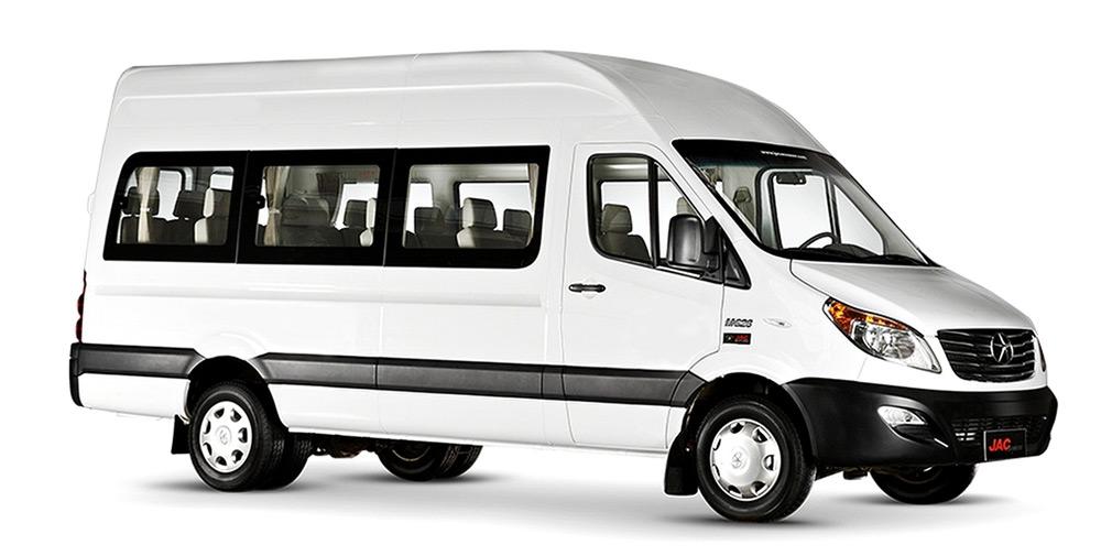 МАЗ начнет выпускать китайские микроавтобусы 1