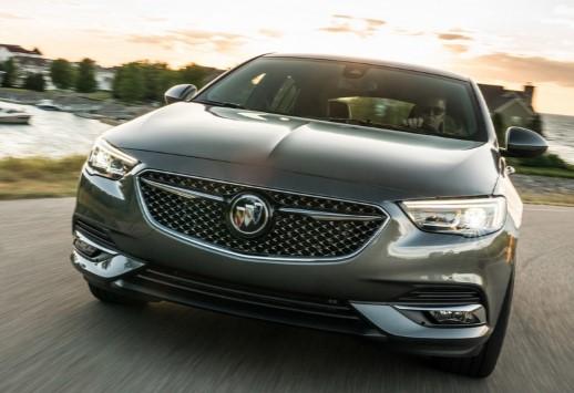 «Близнец» Opel Insignia обзавёлся роскошной версией 1