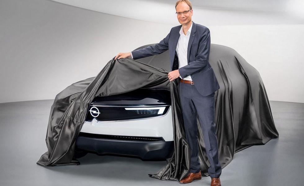 Opel приоткрыл новый облик своих моделей 1