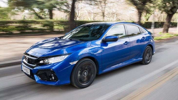 Honda доработала дизельный Civic 1