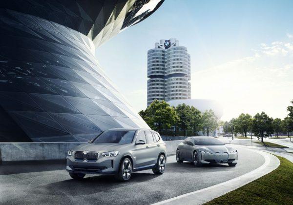 BMW «на всякий случай» оставит в новых моделях место для батареи 1
