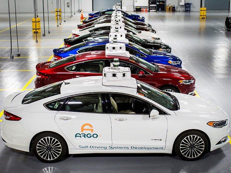 Ford открывает новую компанию для разработки беспилотных авто 1