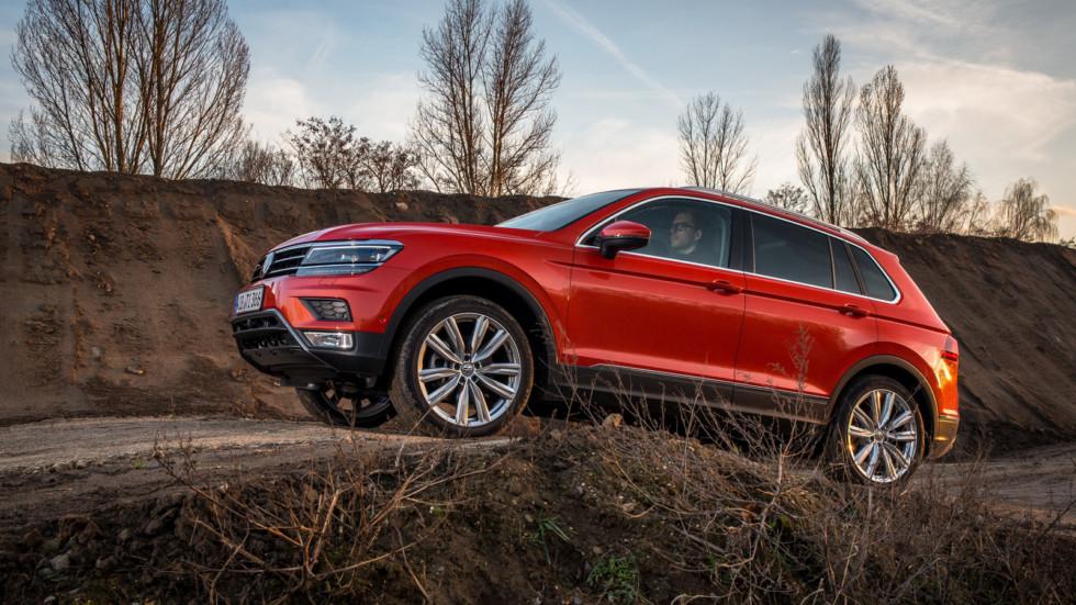 Сразу пять моделей Volkswagen в рейтинге самых популярных автомобилей Германии 1
