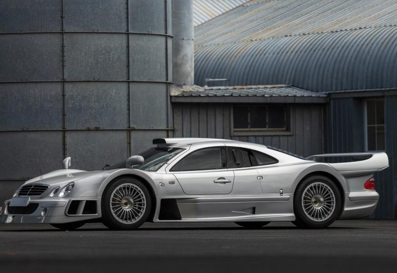 На продажу выставили один из самых дорогих AMG 1
