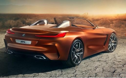 BMW представит «неназванную» модель 1