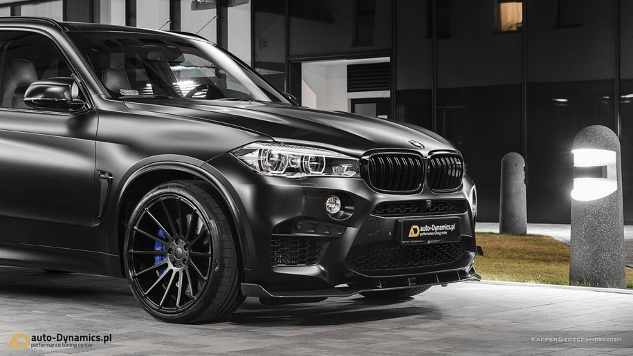 BMW X5 M превратили в 670-сильный суперкар 1