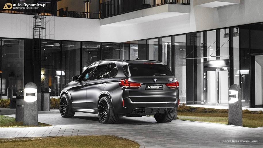 BMW X5 M превратили в 670-сильный суперкар 2