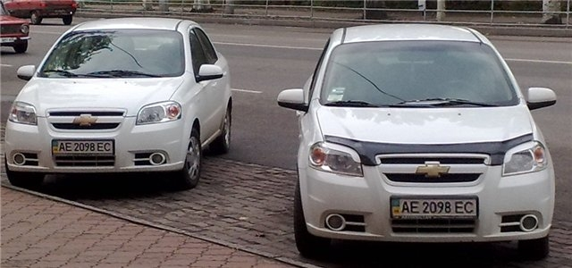 По Украине колесят тысячи авто с поддельными документами 1