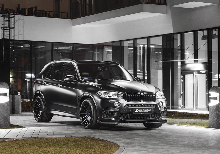 BMW X5 M превратили в 670-сильный суперкар 3
