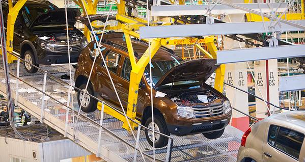 Renault подтвердила свои намерения выпускать автомобили в Украине 1