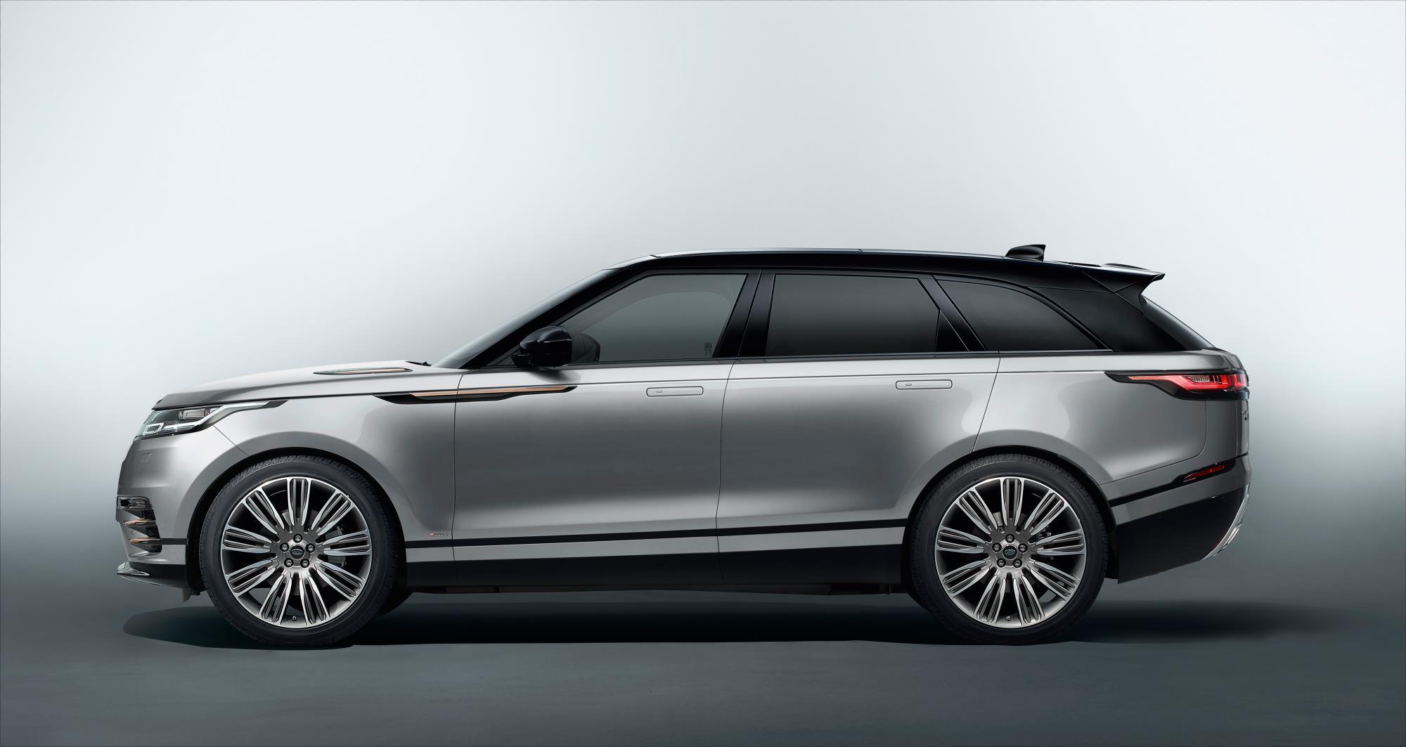 Первый электрокар компании Land Rover получил имя 1